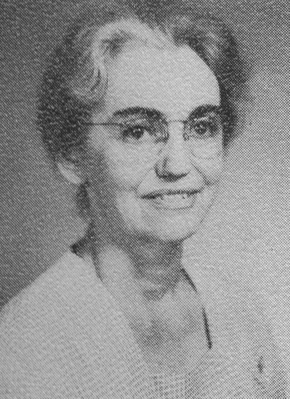 Dorothy Burrow