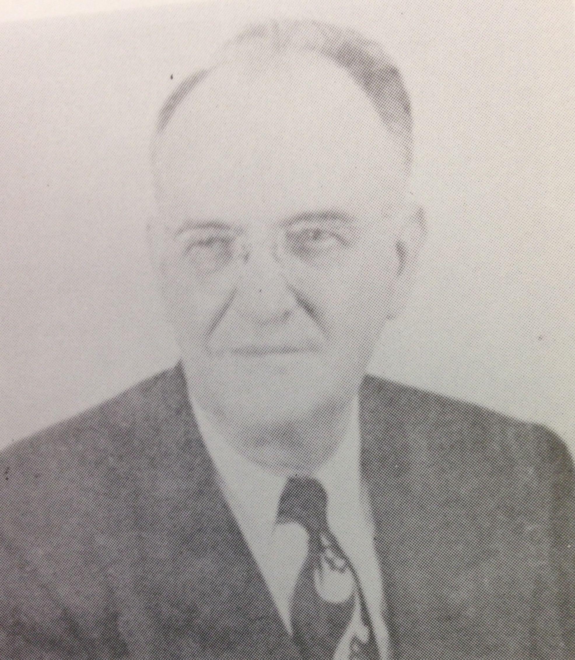 M.D. Walter Clifton Payne, Sr.