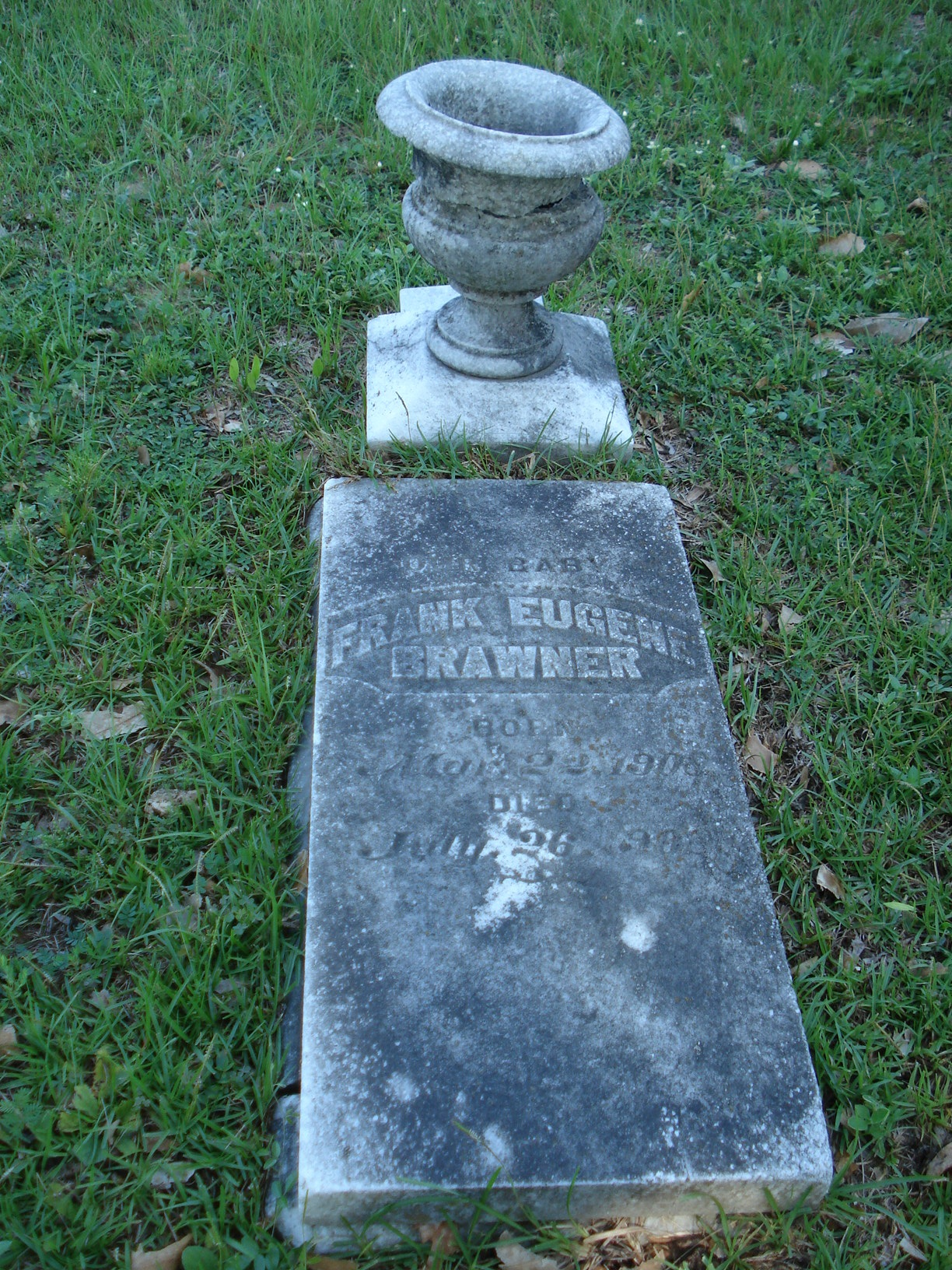 Frank Eugene Brawner