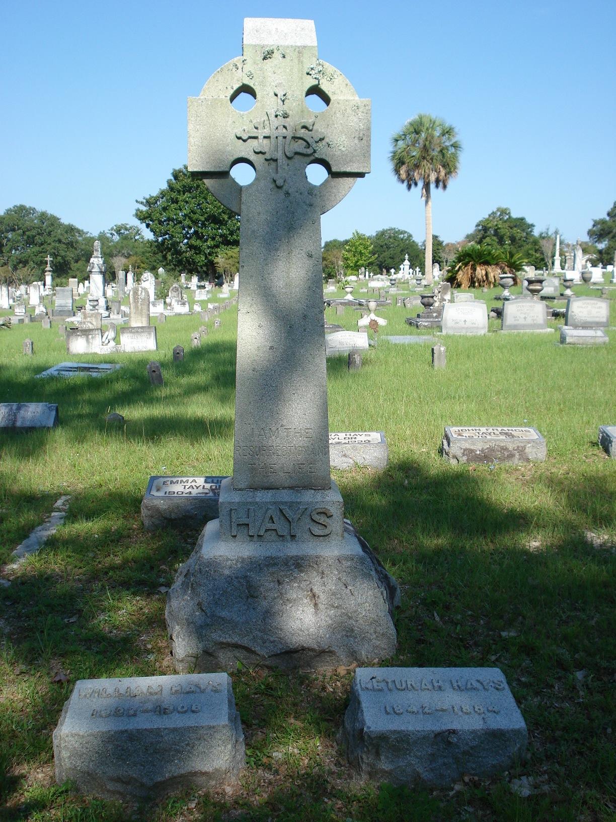 William   Capt. Hays