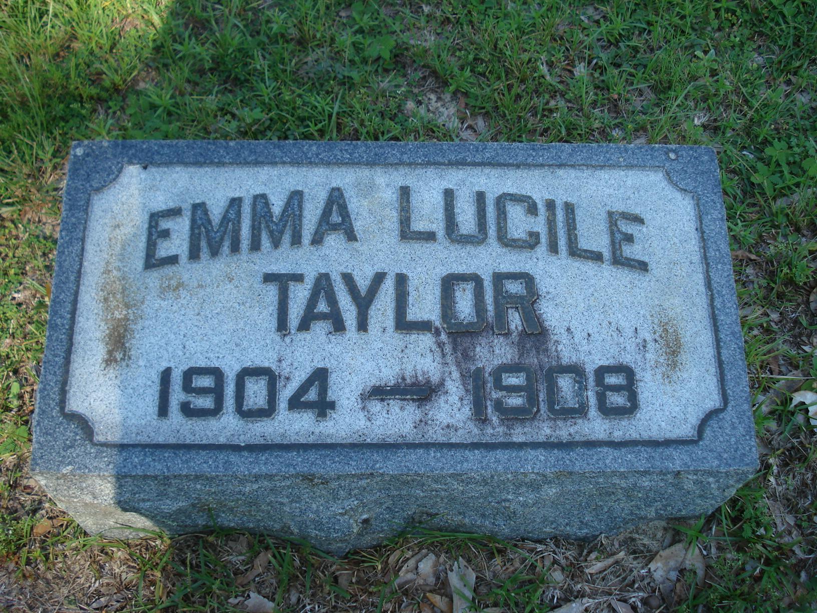 Emma Lucile Taylor