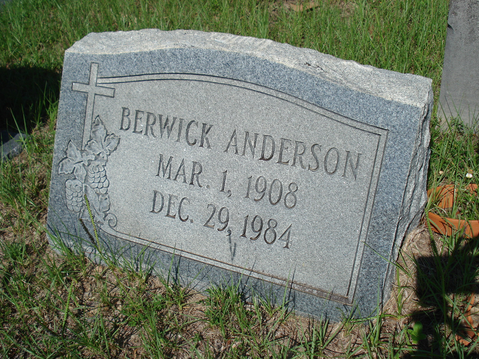 Berwick Anderson