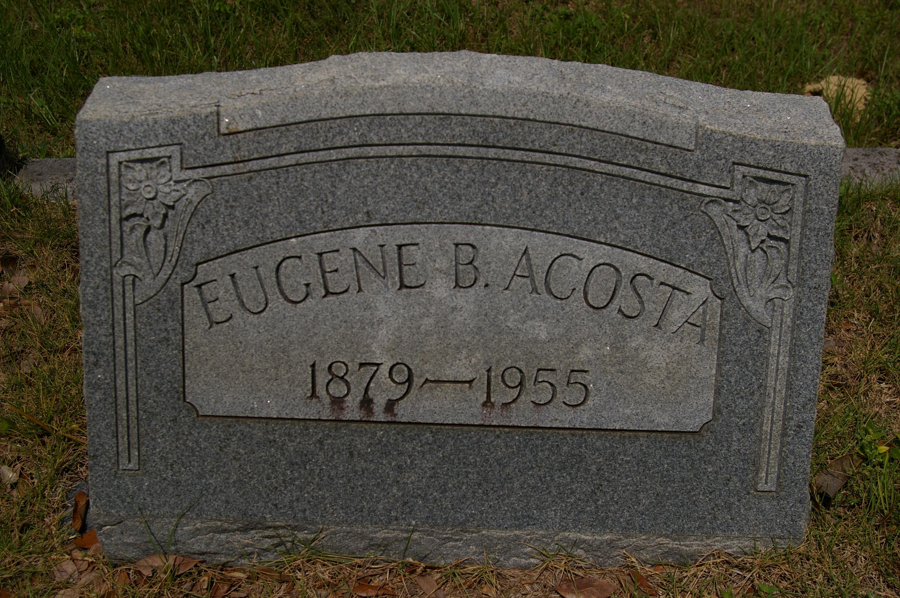 Eugene B. Acosta