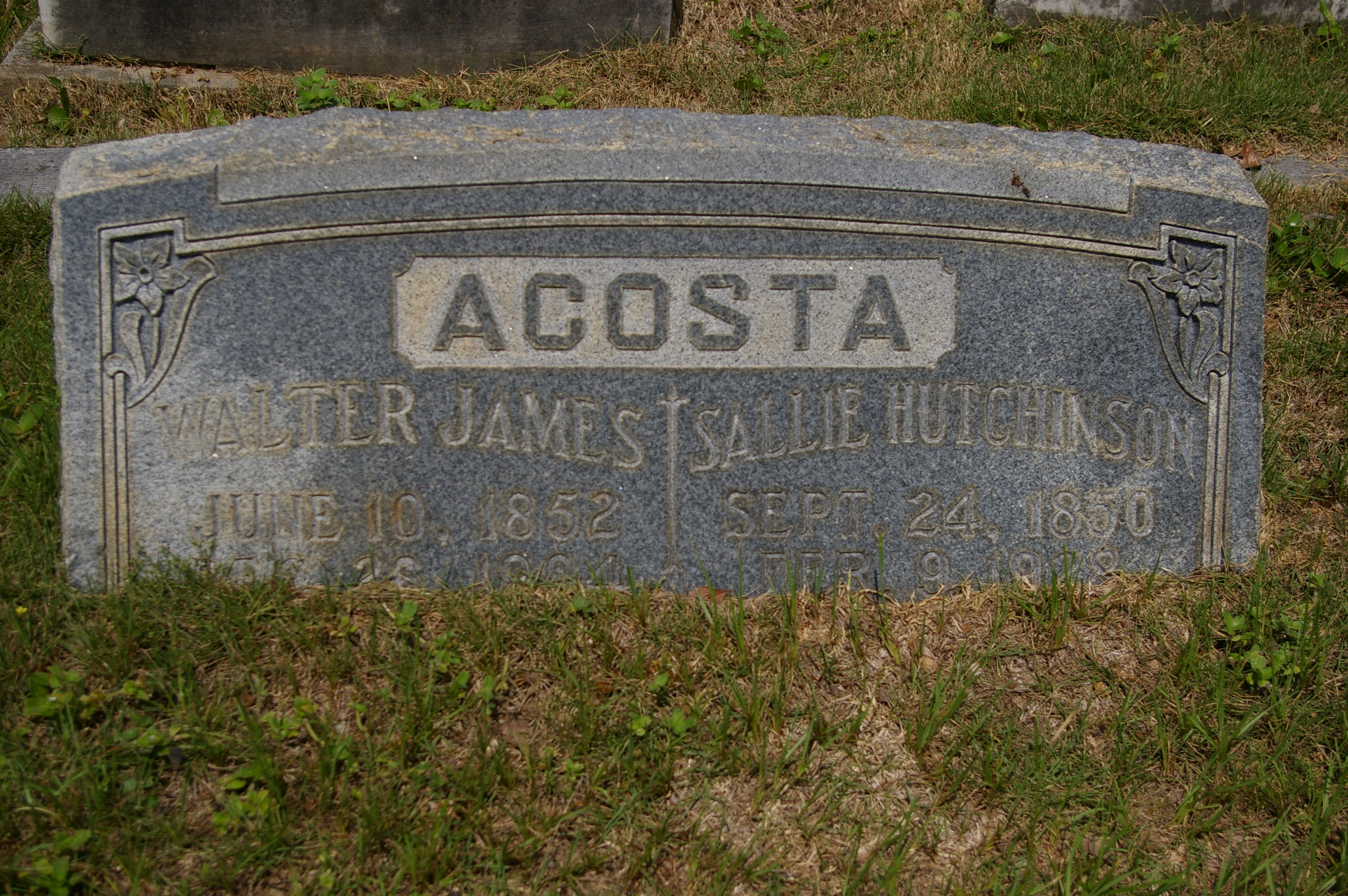 Walter James Acosta