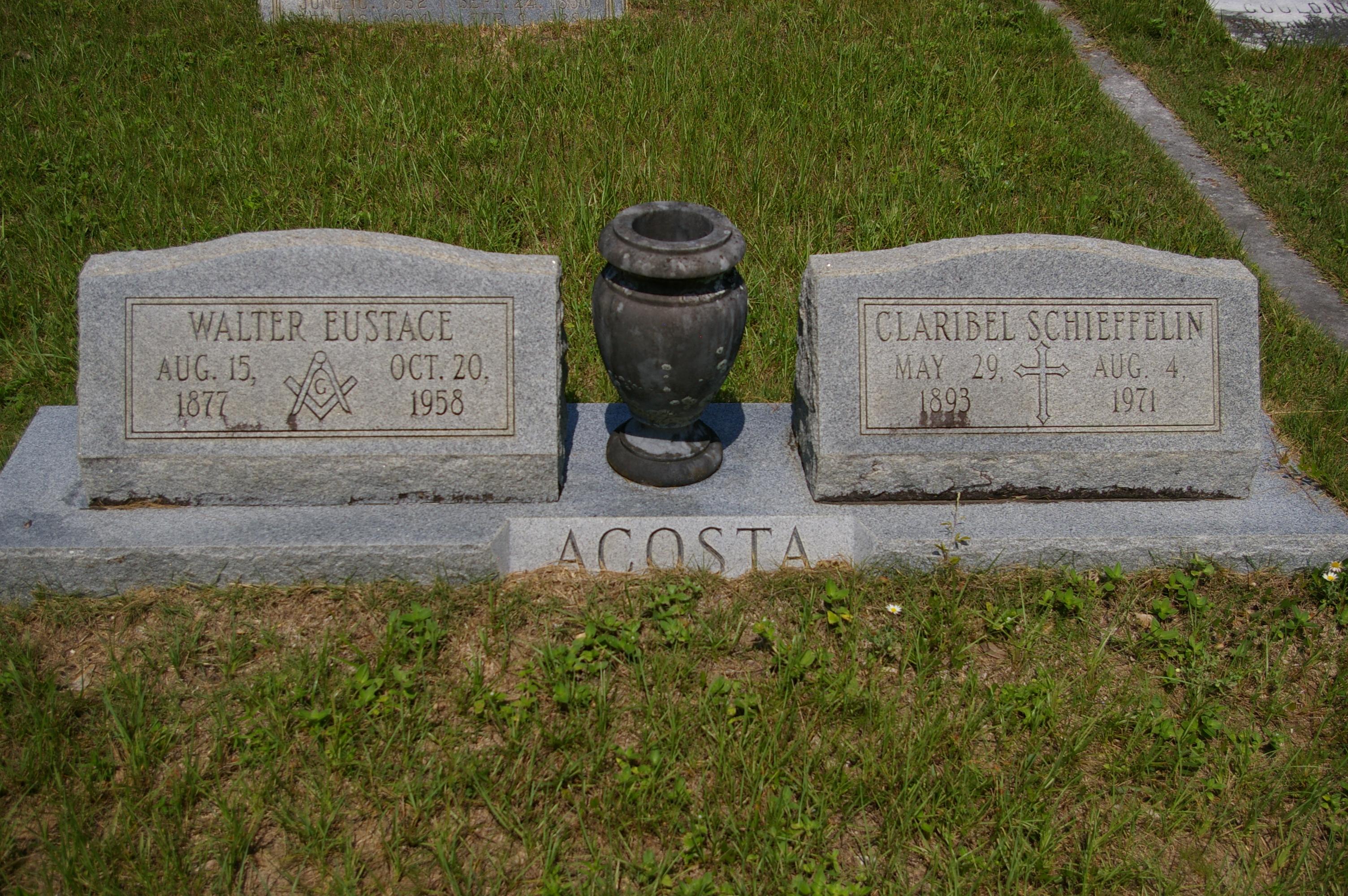 Claribel Schieffelin Acosta