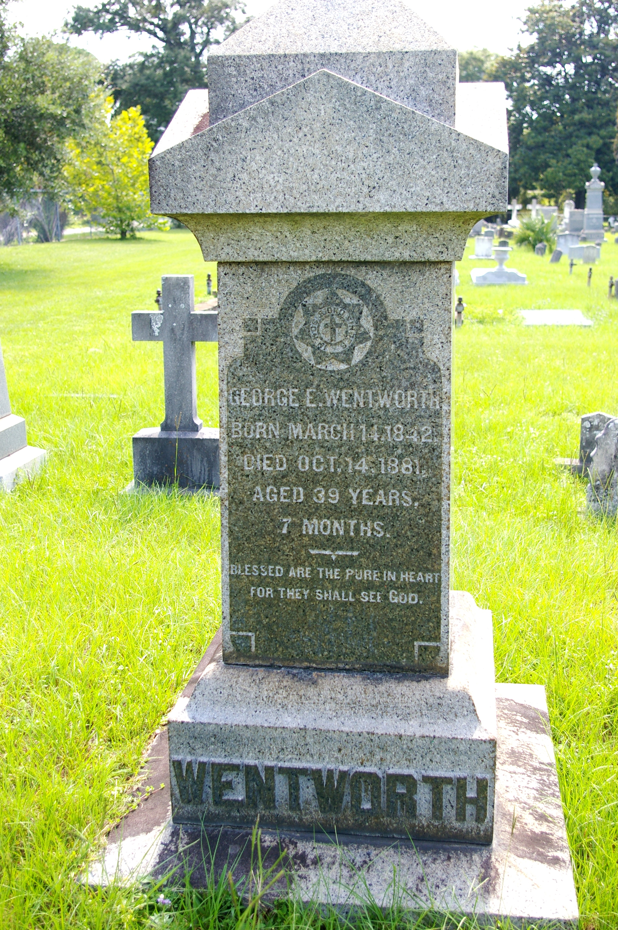 George E. Wentworth