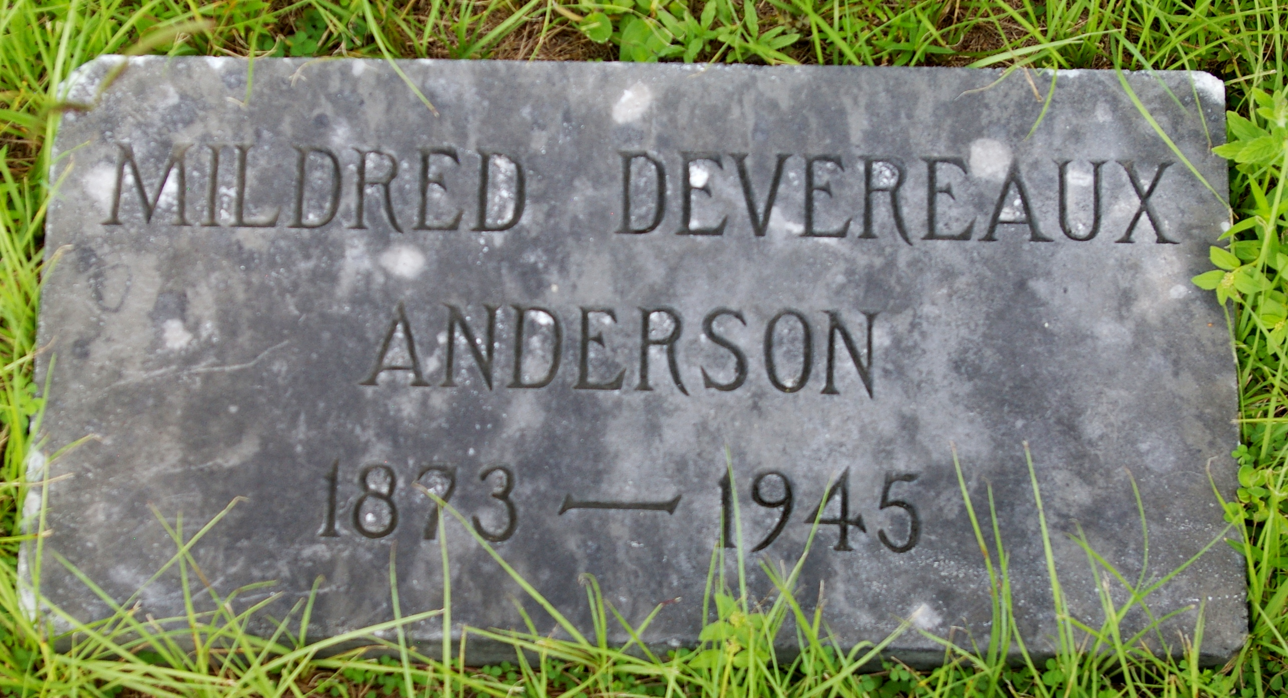 Mildred Devereaux Anderson