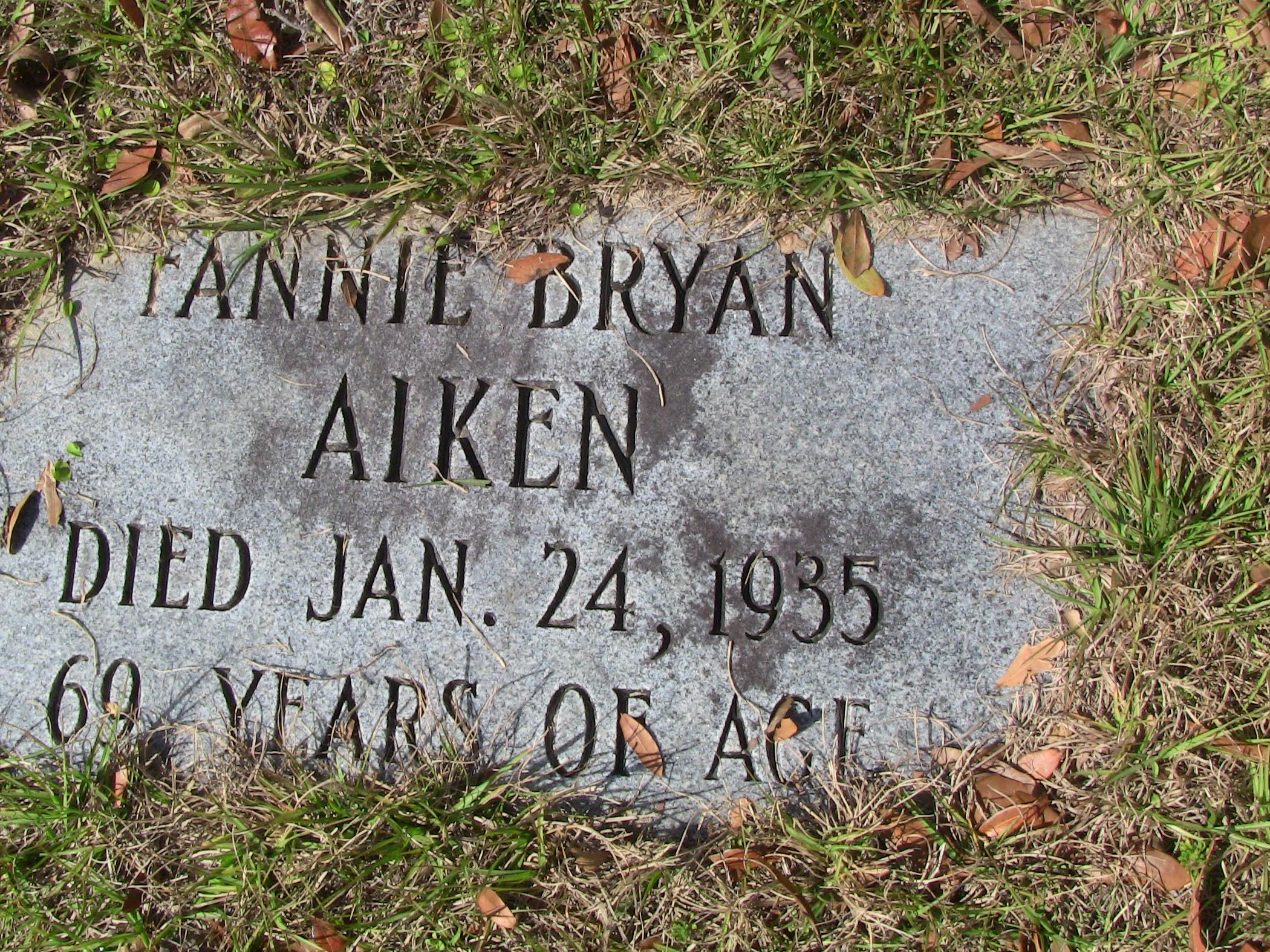 Fannie Bryan Aiken