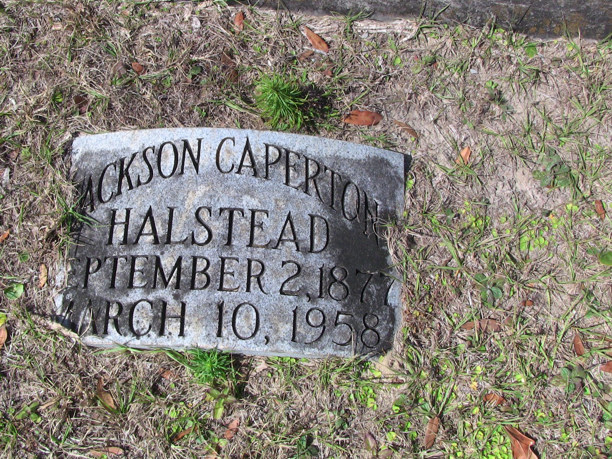 Jackson Carpenton Halstead