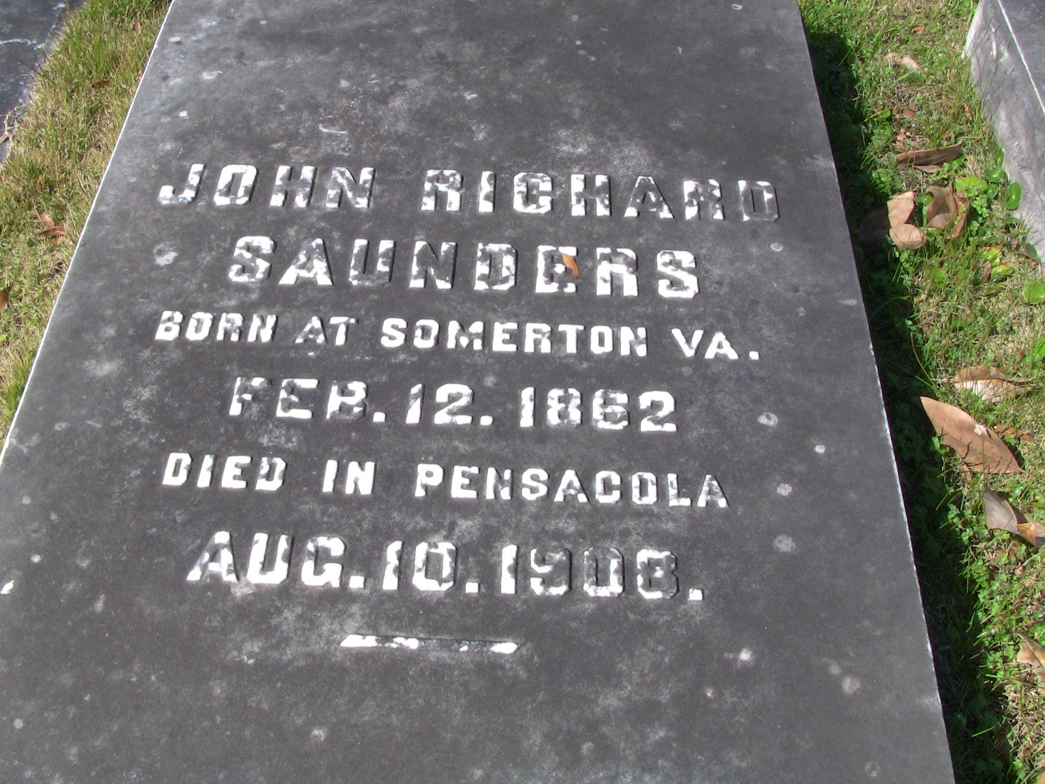 John Richard Saunders