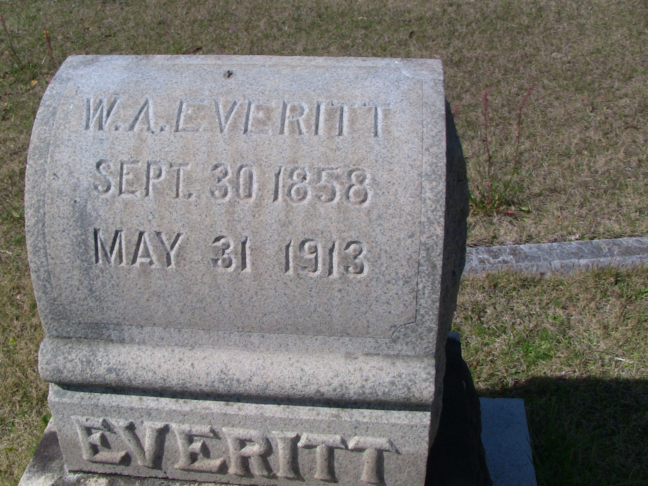 William Augus Everitt