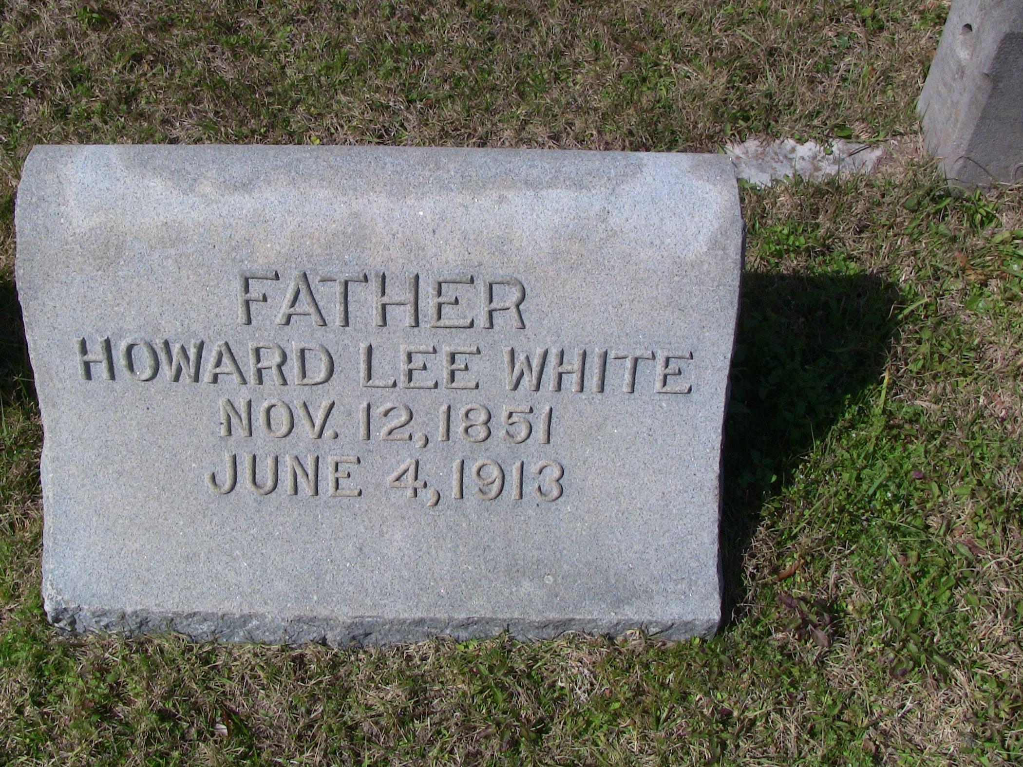 Howard Lee   Capt. White