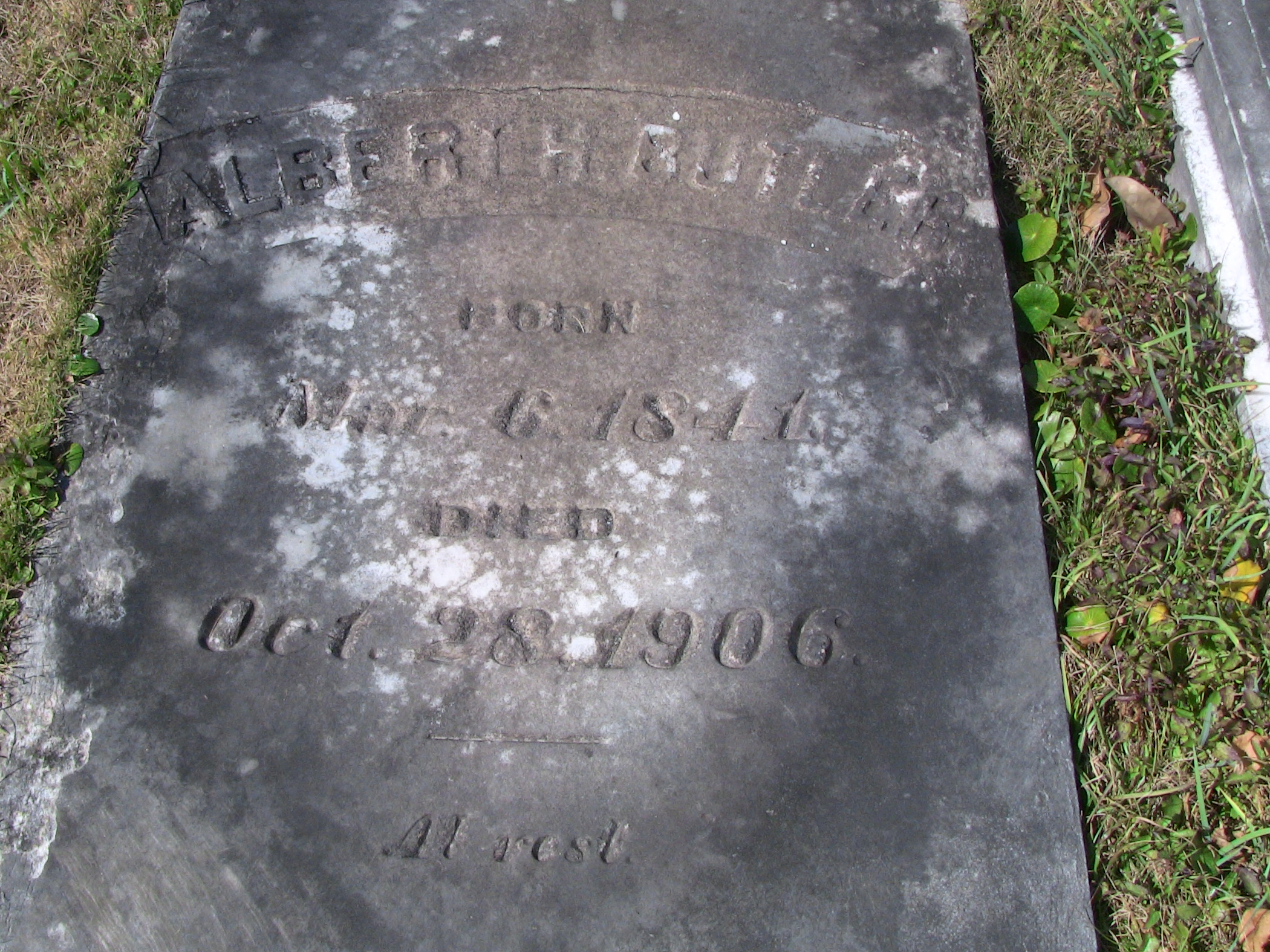 Albert H. Butler